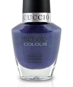 CUCCIO COLOUR 6111 PURPLE RAIN IN SPAIN. Лак для ногтей.