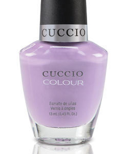 CUCCIO COLOUR 6138 PEACE, LOVE & PURPLE. Лак для ногтей.
