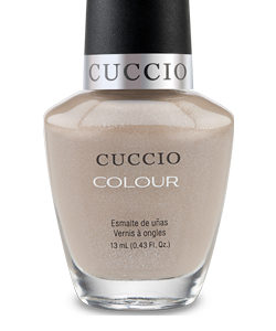 CUCCIO COLOUR 6118 CREAM & SUGAR. Лак для ногтей.