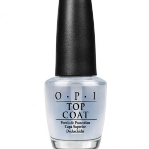 opi top coat верхнее покрытие