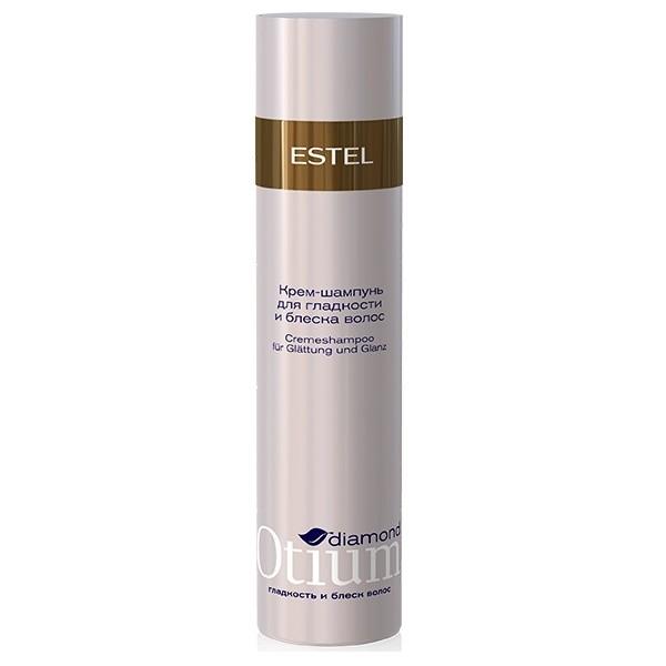 Estel. Крем-шампунь для гладкости и блеска. Объём: 250 мл.