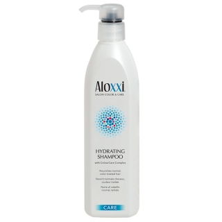 aloxxi шампунь увлажняющий