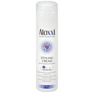 aloxxi крем для укладки