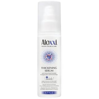 aloxxi сыворотка для утолщения