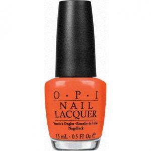 OPI NLH47 A GOOD MAN-DARIN IS HARD TO FIND. Лак для ногтей.