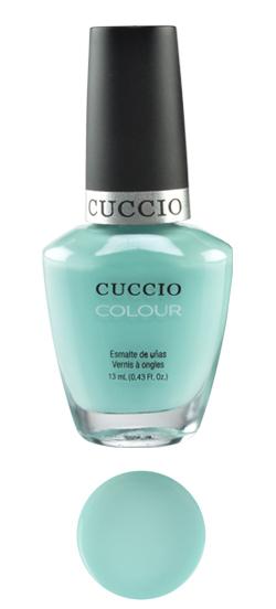 CUCCIO COLOUR 6081 BREACFAST IN NIC. Лак для ногтей.