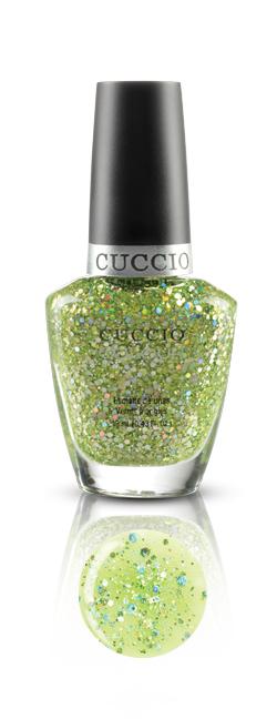 CUCCIO COLOUR 6094 SHAKE IT UP. Лак для ногтей.