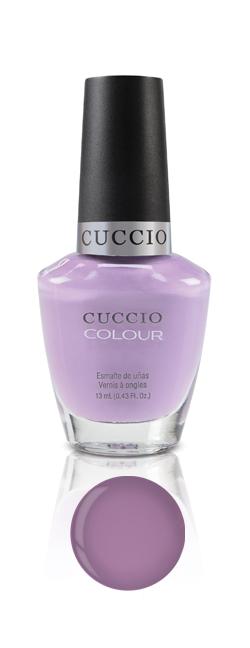 CUCCIO COLOUR 6138 PEACE, LOVE & PURPLE. Лак для ногтей.