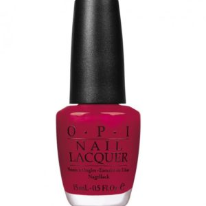 OPI NLH02 CHICK FLICK CHERRY. Лак для ногтей.