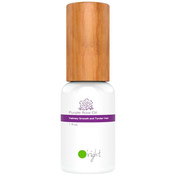 "O'right Purple Rose Oil. Масло для волос ""Пурпурная роза"""