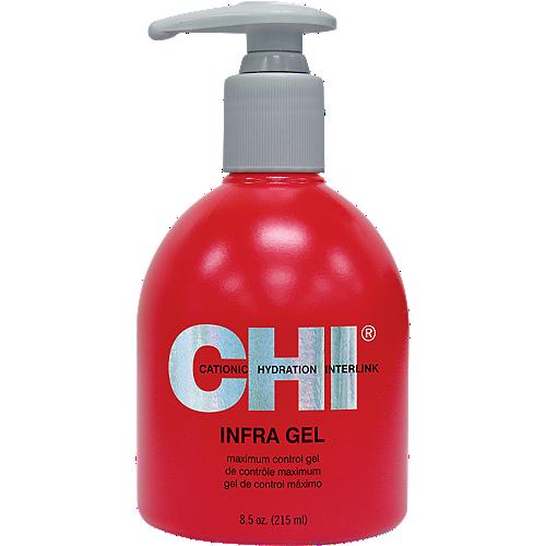 """CHI Infra Gel. Гель для волос """"Максимальный контроль"""". Объём: 251 мл."""