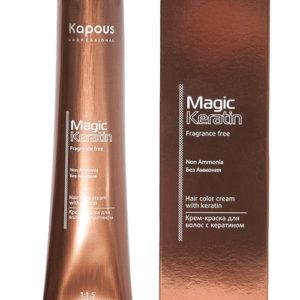 Краска для волос - Kapous Magic Keratin