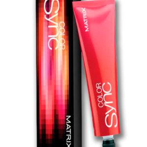 Краска для волос - Matrix color sync