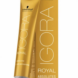 Краска для волос Schwarzkopf Professional Igora Royal Absolutes.