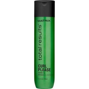matrix шампунь для вьющихся